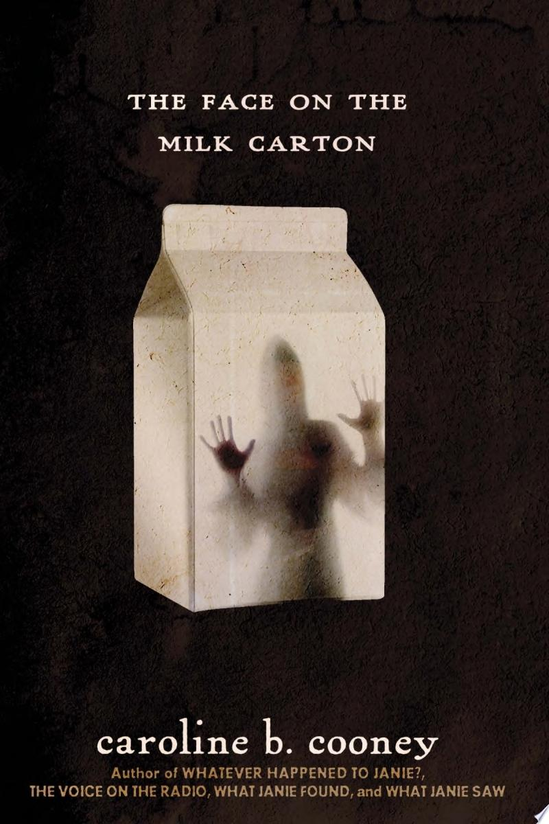 The Face on the Milk Carton image