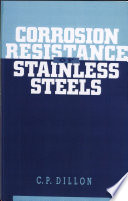 Corrosion Resistance Of Stainless Steels Book PDF