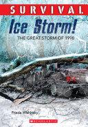 Survival: Ice Storm! Pdf/ePub eBook