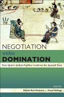 Negotiation within Domination Pdf/ePub eBook