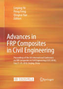 Advances in FRP Composites in Civil Engineering