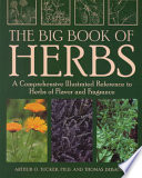 The Big Book of Herbs  : A Comprehensive Illustrated Reference to Herbs of Flavor and Fragrance