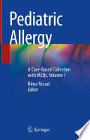 Pediatric Allergy