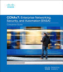 Enterprise Networking  Security  and Automation Companion Guide  Ccnav7