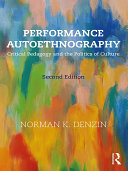 Performance Autoethnography