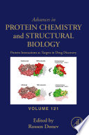 Protein Interactions As Targets in Drug Discovery Book