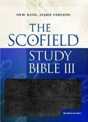 The Scofield   Study Bible III  NKJV