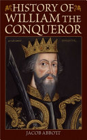 History of William the Conqueror