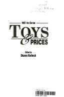 1997 Toys and Prices