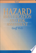 Hazard Identification And Risk Assessment Book PDF