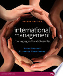 International Management: Managing Cultural Diversity