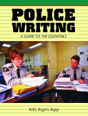Cover of Police Writing