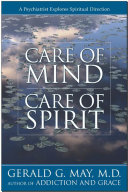 Care of Mind Care of Spirit