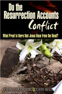 Do The Resurrection Accounts Conflict?