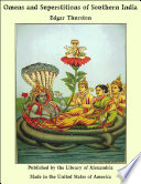 Omens and Superstitions of Southern India Book