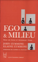 Ego and Milieu