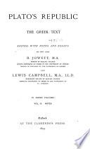 Plato s Republic Book