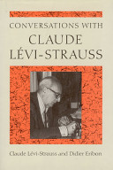 Conversations with Claude L  vi Strauss