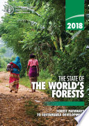 2018 The State of the World   s Forests Book