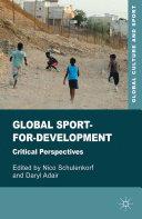 Global Sport for Development