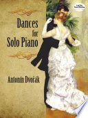 Dances for Solo Piano Book