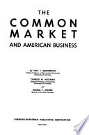 The Common Market and American business
