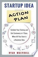 Startup Idea Action Plan