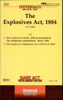 The Explosive Act, 1884 ebook
