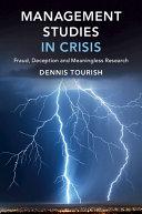 Pdf Management Studies in Crisis