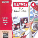 Playway to English Activity Book Audio CD
