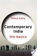 Contemporary India The Basics