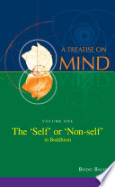 The  Self  or  Non self  in Buddhism