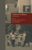 Pdf Children's Folklore