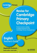 Books - Primary Checkpoint English Teachers Guide | ISBN 9781444178319