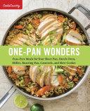 One-Pan Wonders Pdf/ePub eBook