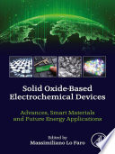 Solid Oxide-Based Electrochemical Devices