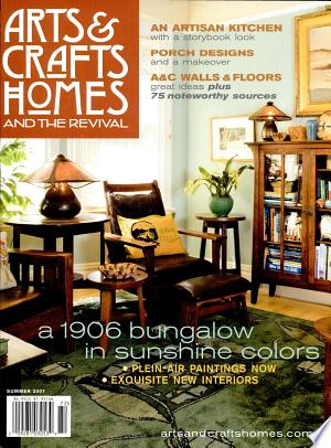 Arts+%26+Crafts+Homes+and+the+Revival