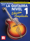 Modern Guitar Method Grade 1, Expanded Edition, Spanish