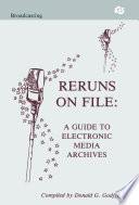 Reruns on File