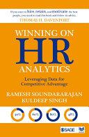 Winning on HR Analytics