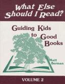 What Else Should I Read? Pdf/ePub eBook