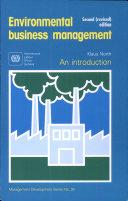 Environmental Business Management