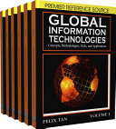 Global Information Technologies  Concepts  Methodologies  Tools  and Applications