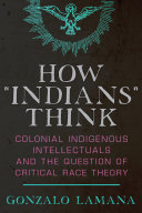 """How """"Indians"""" Think"""