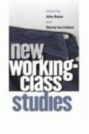 New Working-class Studies