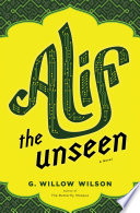 Alif the Unseen G. Willow Wilson Cover