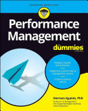 Performance Management For Dummies