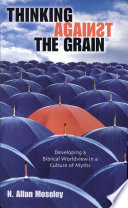 Thinking Against the Grain  Moseley  Book PDF