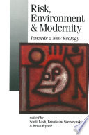 Risk  Environment and Modernity Book