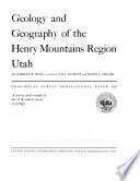 Geological Survey Professional Paper